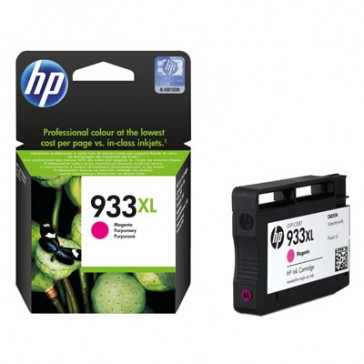 HP 933XL High Yield Magenta Original Ink Cartridge cartouche d'encre