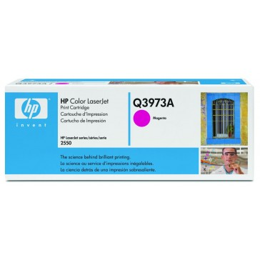 HP 123A Laser cartridge 2000pages Magenta
