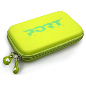 "PORT DIGITAL BAG ""YELLOW HDD2,5"""