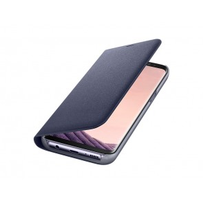 SAMSUNG LED VIEW COVER POUR S8 VIOLET