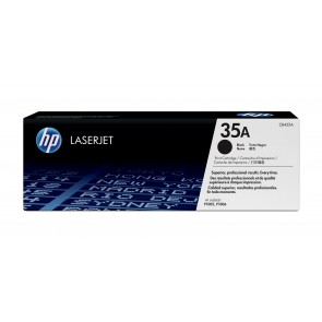 HP 36A toner LaserJet noir authentique