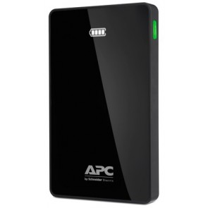 APC Power Pack M10 Lithium Polymère (LiPo) 10000mAh Noir banque d'alimentation électrique (power banks)