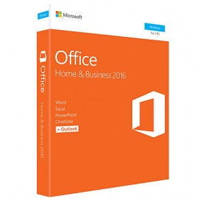 Microsoft Office Home and Business 2016 3