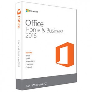 MS Office Home and Business 2016 32-bit